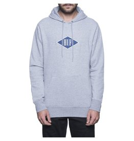 HUF HUF, LEGACY P/O HOODIE, ATHLETIC HEATHER