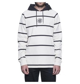 HUF HUF, TRANSIT L/S KNIT TOP, BIRCH