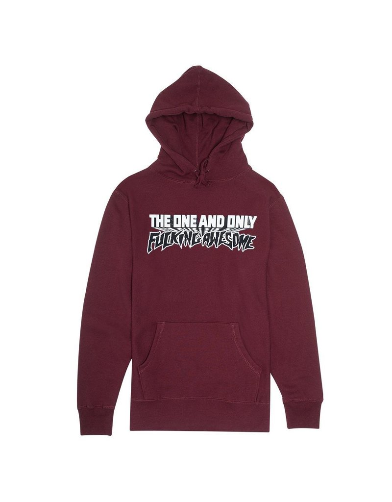 FUCKING AWESOME FUCKING AWESOME One & Only Hoodie - Red