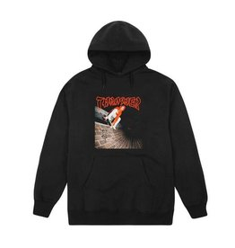 Thrasher THRASHER CHINA BANKS HOOD BLACK
