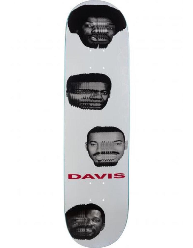 """QUASI QUASI Davis """"Heads"""" One - 8.125"""