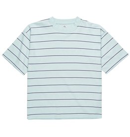 POLAR POLAR Checkered Surf Tee Ice Blue
