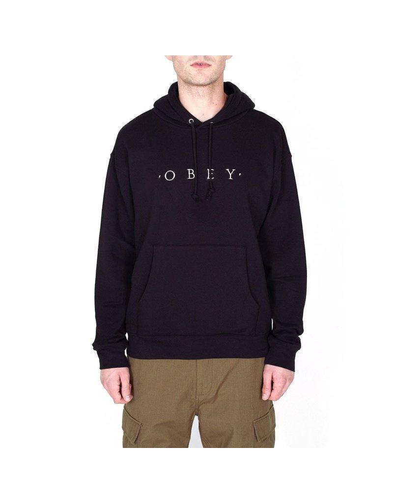 OBEY OBEY Nouvelle Hood Black