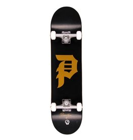 PRIMITIVE PRIMITIVE, COMPLETES, DIRTY P, BLACK/GOLD 8.0