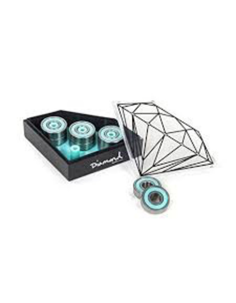 DIAMOND DIAMOND, BEARINGS, DIAMOND SMOKE RINGS, DIAMOND BLUE