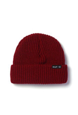 HUF HUF, USUAL BEANIE, SCARLET