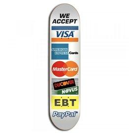 SKATE MENTAL SKATE MENTAL, DECKS, CREDIT CARDS 8.06  BT1