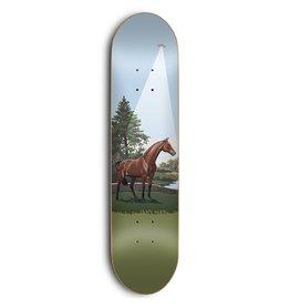 SKATE MENTAL SKATE MENTAL, DECKS, MOTTA - HORSE ABDUCTION / BOOKS 8.125 SKM4