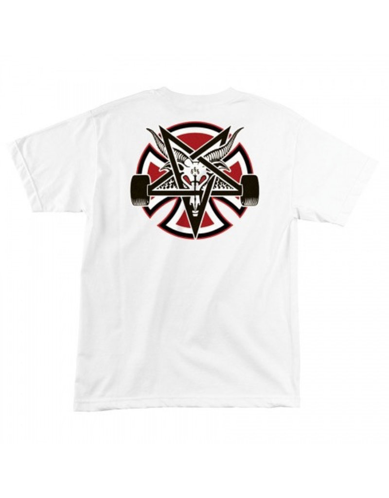 INDEPENDENT T-Shirts Independent Thrasher Pentagram Cross