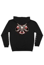 INDEPENDENT Hoodies Independent Thrasher Pentagram Cross
