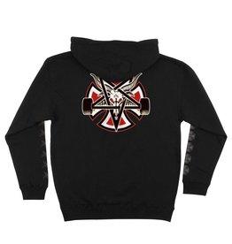 INDEPENDENT Hoodies Independent Thrasher Pentagram Cross