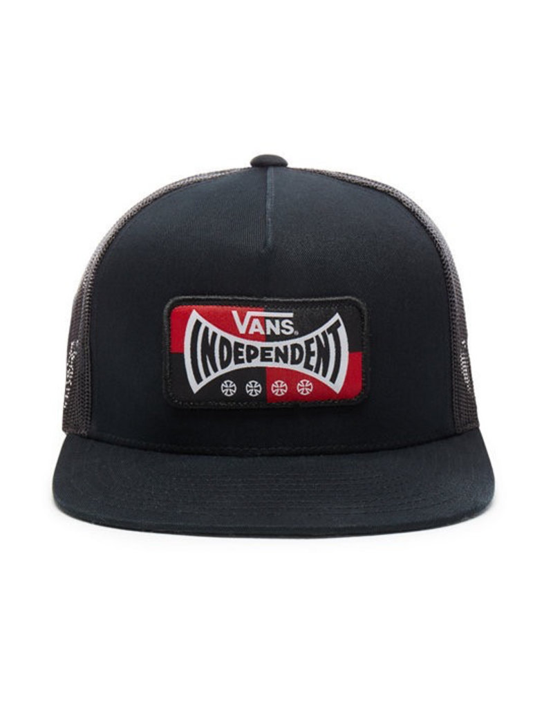 VANS VANS x INDEPENDENT Trucker cap