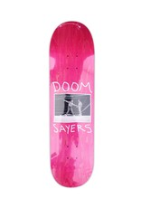 DOOM SAYERS DOOM SAYERS, DECKS, KNOCKOUT 8.38 COLD ONE, ASSORTED