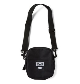 OBEY OBEY Drop Out Traveler Bag Black