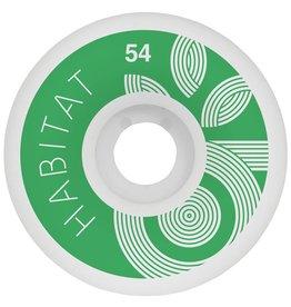 HABITAT HABITAT WHEELS LINEAGE 54mmGREEN
