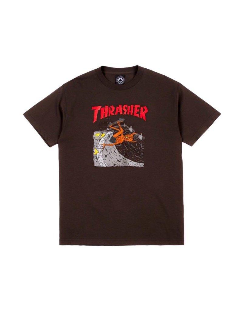 THRASHER THRASHER NECKFACE INVERT TEE
