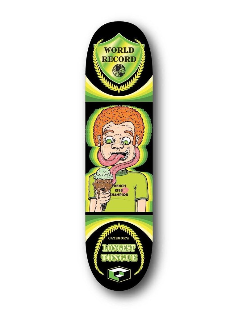 """CONSOLIDATED CONSOLIDATED BOARD TEAM LONGEST TONGUE 8.0"""""""
