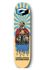 """CONSOLIDATED CONSOLIDATED BOARD TEAM RISE UP 8.25"""""""