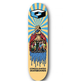 CONSOLIDATED CONSOLIDATED BOARD TEAM RISE UP 8.25""