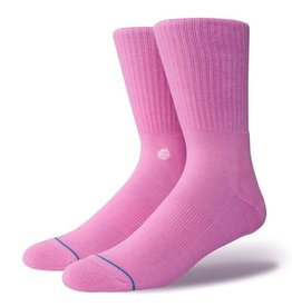 STANCE STANCE, MEN, ICON, SATURATED PINK, L