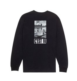 FUCKING AWESOME FUCKING AWESOME C'EST FA L/S Tee