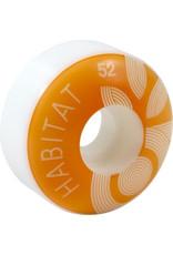 HABITAT HABITAT, WHEELS, LINEAGE WHEEL, 52mm