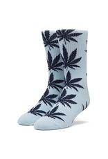 HUF HUF, PLANTLIFE SOCKS, FOREVER BLUE