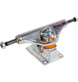 INDEPENDENT INDEPENDENT TRUCKS FORGED HOLLOW 144 RAW