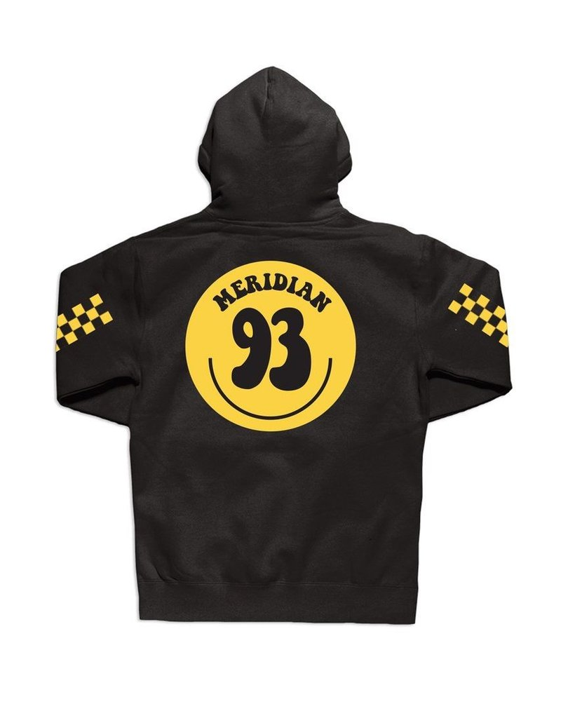MERIDIAN MERIDIAN, SMILE 93 FLEECE, BLACK