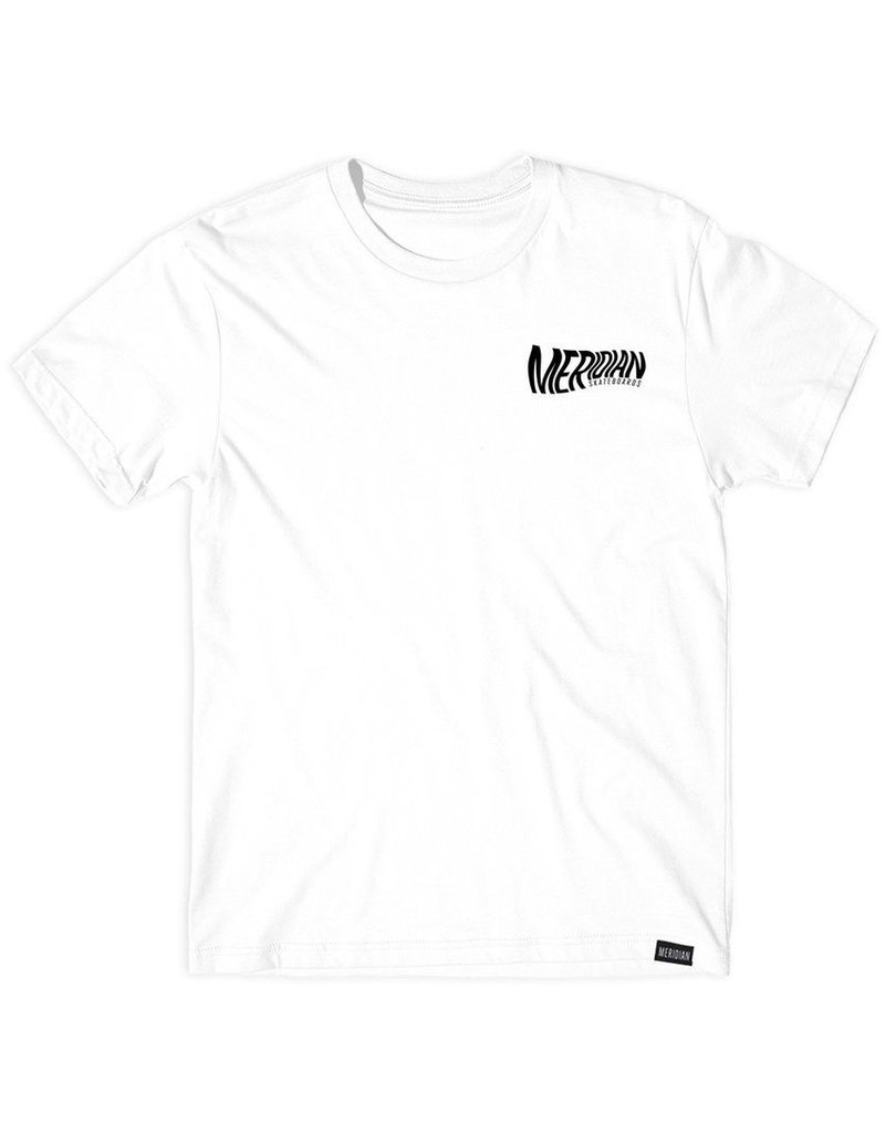 MERIDIAN MERIDIAN, MONDAY MAYBE TEE, WHITE