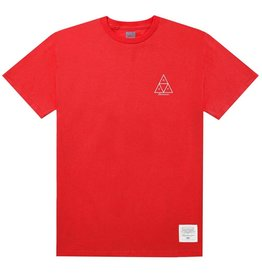 HUF HUF, BUD CHEERS TT S/S TEE, RED