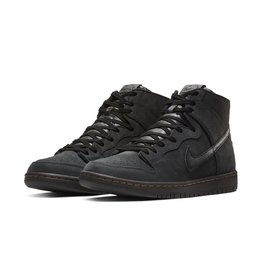 NIKE SB DUNK HIGH PRO DECON BLACK