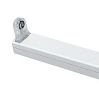 Led Tube Armatuur 120cm, IP20 ( 1 led tube)