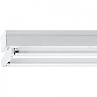 Led Montagebalk 120cm, IP20 ( 2 led tube)