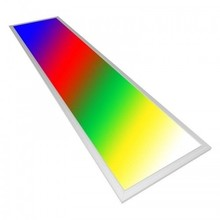 Led Paneel 30x120cm, 36w, RGB+CCT, 3 Jaar Garantie