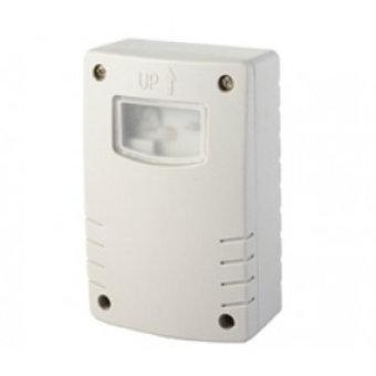 Opbouw Daglichtsensor IP44, Max. 1200W, Met Timer, 2 Jaar Garantie