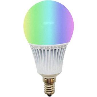 Mi-Light E14 5w RGB + W, Wifi/RF, 370 Lumen, 2 Jaar Garantie