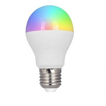 Mi-Light E27 6w RGB + CCT, Wifi/RF, 550 Lumen, 2 Jaar Garantie