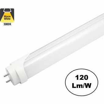 Led Tube 105cm, 15w, 1800 Lumen(120lm/w), 3 jaar garantie