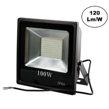 PRO LED Floodlight 100w, 12000 Lumen, IP65, 3 Jaar garantie