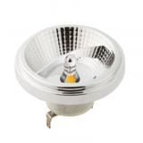 G53 AR111 LED Spot 12w, 700-730 Lumen, 45°, 12v, 2 Jaar Garantie