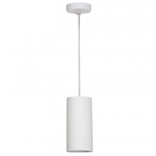 Opbouw Hanglamp Wit, Kabellengte 150cm, Met GU10 Fitting
