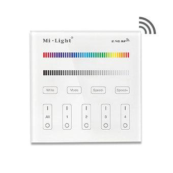 Mi-Light Wandbediening RGBW (230v Versie)