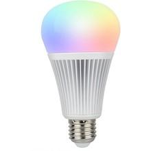 Mi-Light E27 9w RGB + CCT, Wifi/RF, 850 Lumen, 2 Jaar Garantie