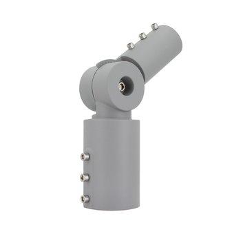 90 Graden Adapter Grijs voor LED Straatverlichting