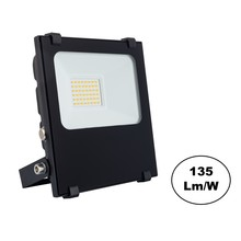 PRO LED Floodlight 20w, 2700 Lumen, IP65, 2 Jaar garantie
