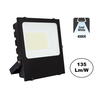 PRO LED Floodlight 200w, 27000 Lumen, IP65, 3 Jaar garantie