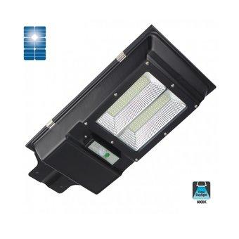 LED Solar Straatlamp 40w, 3600 Lumen, 6000K Daglicht Wit, IP65, 3 Jaar Garantie