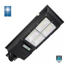 LED Solar Straatlamp 80w, 7200 Lumen, 6000K Daglicht Wit, IP65, 3 Jaar Garantie