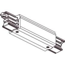 3 Fase Rail 4 wire Midden aansluitblok Wit